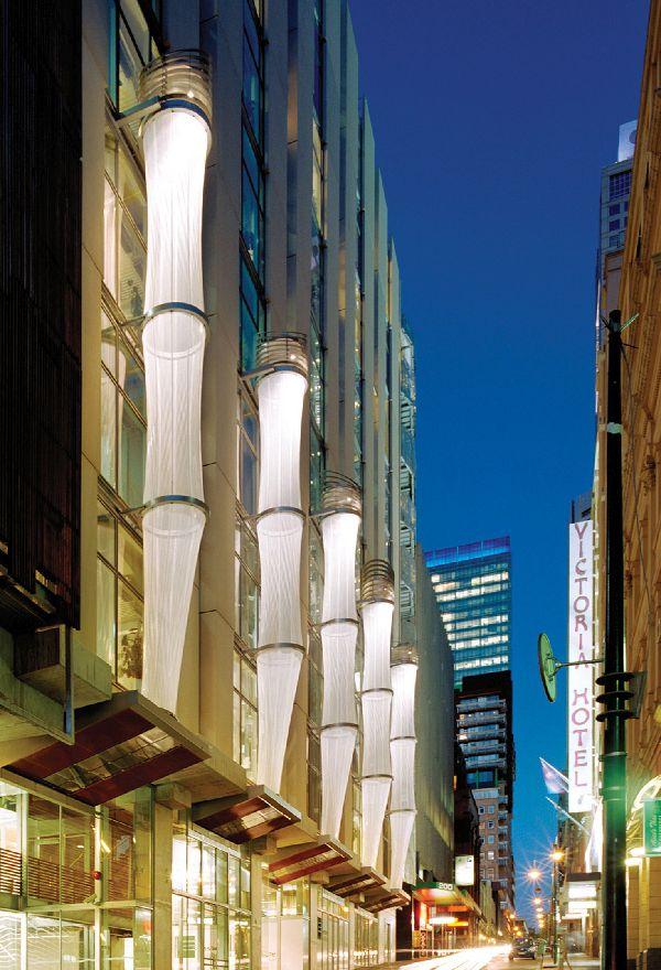 Council House 2 Building Melbourne